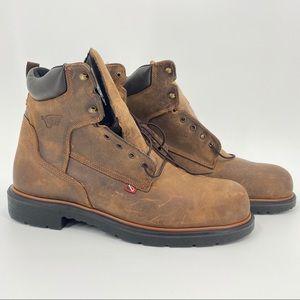 NWOB Red Wings Boots Men Size15 F2892-18Waterproof